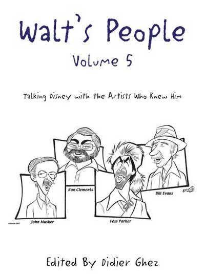Walt's People Volume 5