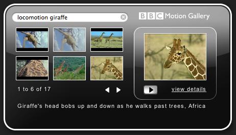 bbcwidget